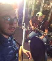 Ms. Lara and Mrs. Parrott's sons are in Nashville recording their first album!