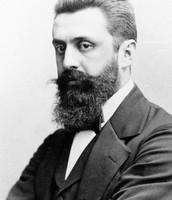 הרצל , 1860-1904