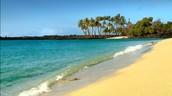 Hawaiian beaches