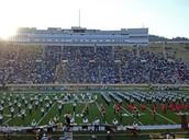 Colorado state Football  Field