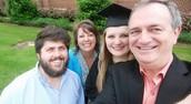 Violet's Graduation