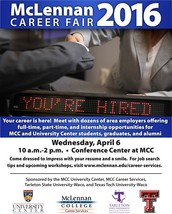 Wednesday, April 6   10:00AM-2:00PM   Conference Center @ MCC