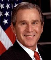 Portrait of Bush