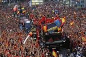Spain's Magic Night