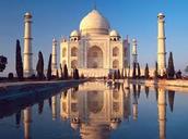 Where I Want To Visit. The Taj Mahal
