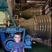 Saturn V Original Rocket