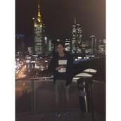 Frankfurt and me :)
