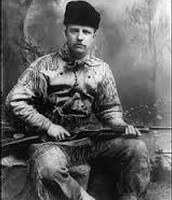 Theodore Roosevelt before he was in his presidency