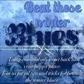 Beat The Winter Blues Class 2/25