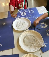 Creating our own snowflakes