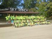 5th Graders at Sky Ranch!!