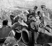 How did World War One begin?