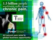 FGXpress PowerStrips for pain relief.