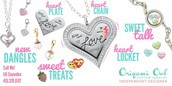 will YOU be one of the lucky owners of a LIMITED EDITION Origami Owl Valentines Heart Locket?