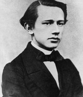 Young Tchaikovsky (1861)