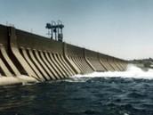The Dam of Aswan