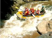 ראפטינג בנהר פאי