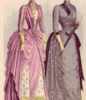 This is what dresses looked like