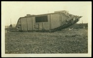 tank from WWI