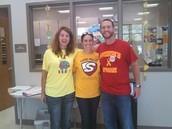 Cheltenham Elementary Supports CHOP!