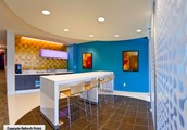 Beautiful offices that are completely customizable!