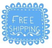 FREE SHIPPING & HOLIDAY SHIPPING GUARENTEE!