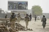 U.S Soldiers in Afghanistan
