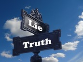 Two truths & one lie...