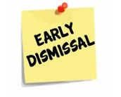 NOON DISMISSAL: THURSDAY, MARCH 24TH