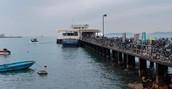 Lamma island Ferry Pier (Yung Shue Wan)