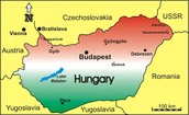 Major Cities in Hungary