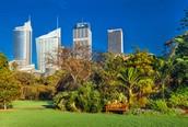 9.  Royal Botanic Gardens