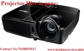 Projector hire in pune