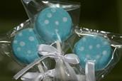 Choco Lollies