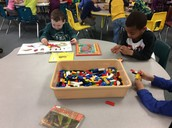 Using Legos and books to create new bugs