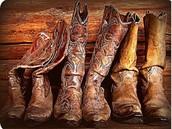 Giddy up Cowboy!