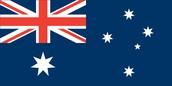 austrailian national flag