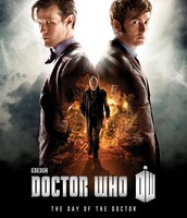 The Doctor Who 50th Anniversary Poster: The Day of the Doctor