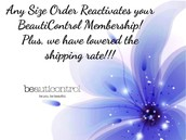Inactives Can reactivate with any Size order in June!