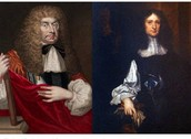 Sir George Carteret and Lord Barkley