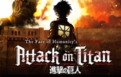 Attack on Titan main cover