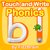 Touch and Write Phonics (Paid Version)