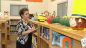 Mrs. N. Galvan, Library Coordinator