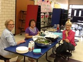 Fabulous Food from our Friends at First Baptist Church!
