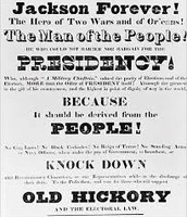 Jackson Campaign Poster