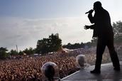 Koncert i Skanderborg (HOARFEST)