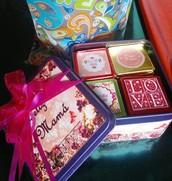 Bombones, tabletas,  barras de chocolate y MÁS...