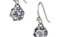 Ava Cup Chain Earrings $12