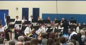 Jazz Band Encore Performance