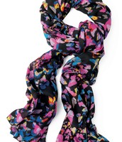 Scarf - Union Square Mariposa (butterfly print) $25